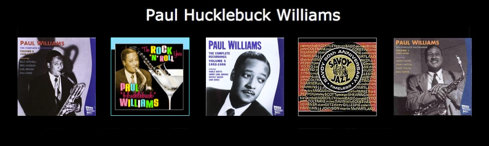 Paul Hucklebuck Williams